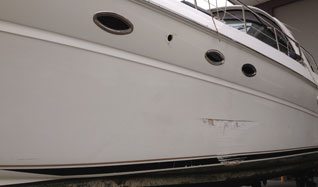 Boat Repairs and Painting